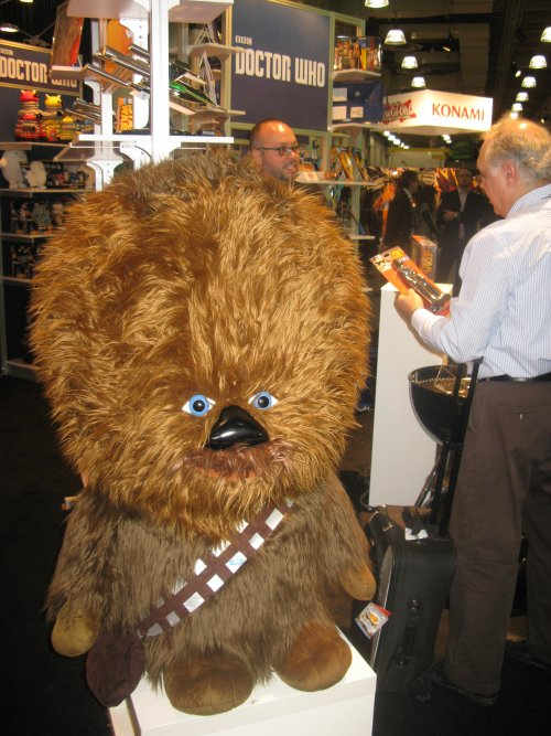 Underground Toys makes a huge Wookie