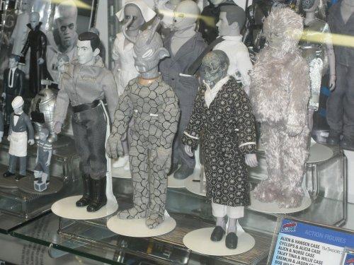 New Twilight Zone MEGO style figures on the way.