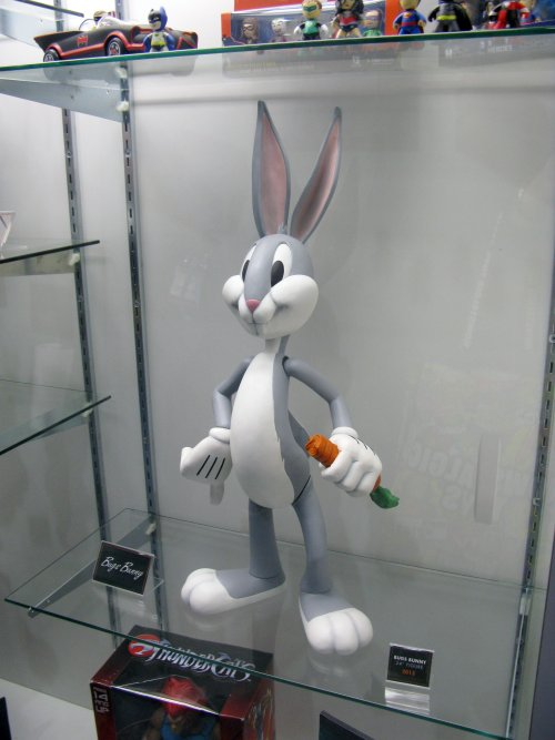 "Mexco's 24"" Bugs Bunny was gorgeous."