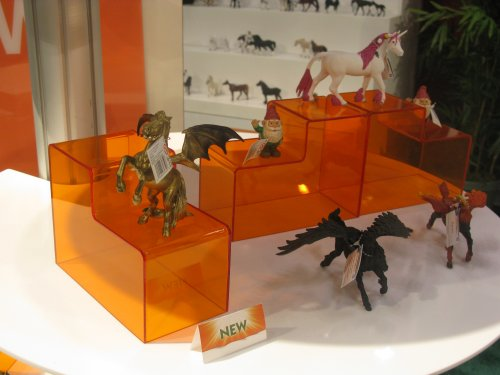 Safari Toys makes some of the coolest plastic animals and fantasy figures you'll see.