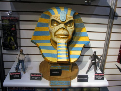 Iron Maiden does well for NECA.