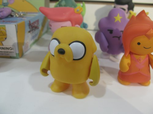 Blind-box Adventure Time from Kid Robot.