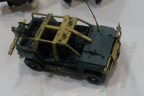 Chris Grant's Cobra Toxo-Jeep