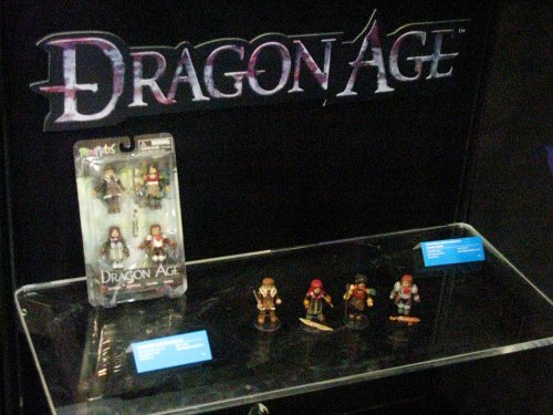 Dragon Age Mini Mates