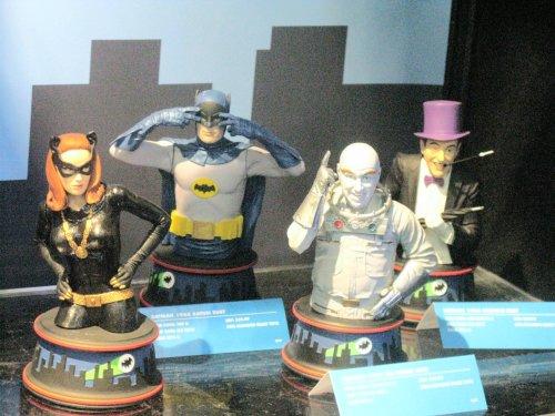 Classic Batman TV banks
