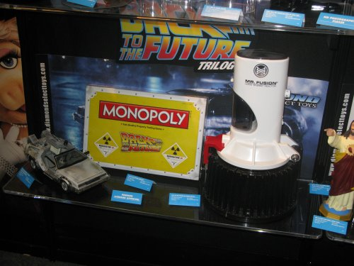 Back To The Future products