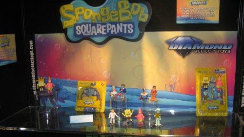 SpongeBob Mini Mates