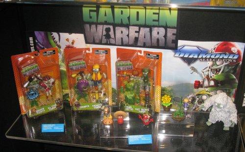 Plants vs. Zombies sets