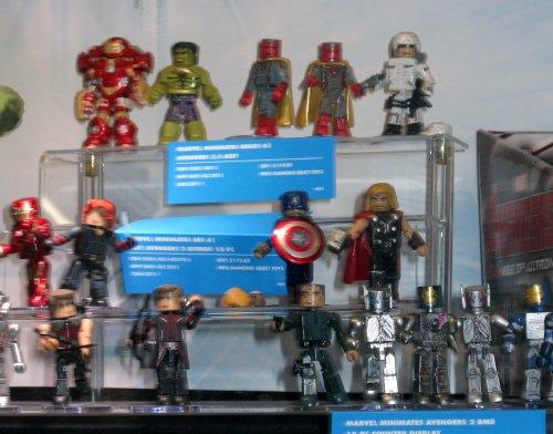 Marvel Mini Mates