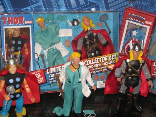 The MEGO-style Thor set