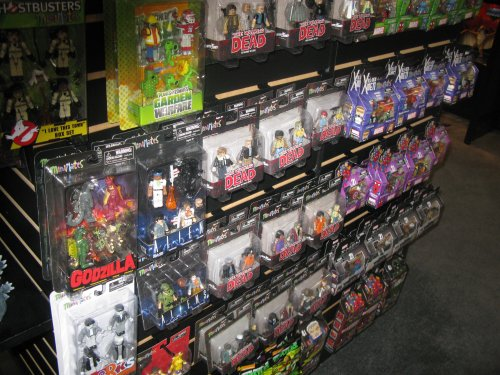 Tons of Mini Mates and other cool stuff!