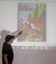 Hama explains the layout of the Cobra castle