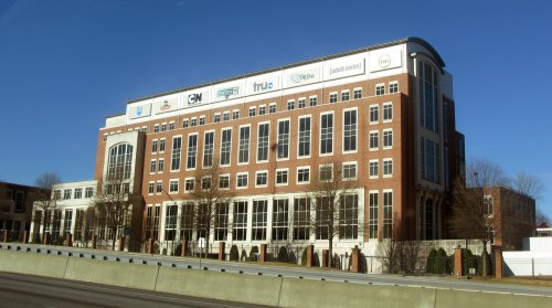 The Headquarters of Cartoon Network and Adult Swim