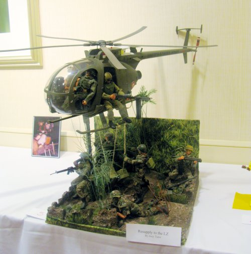 "Joey Tutor's  ""Resupply to the LZ"""