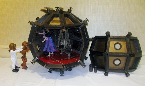 Keith Holmes  Cavorite Sphere 04