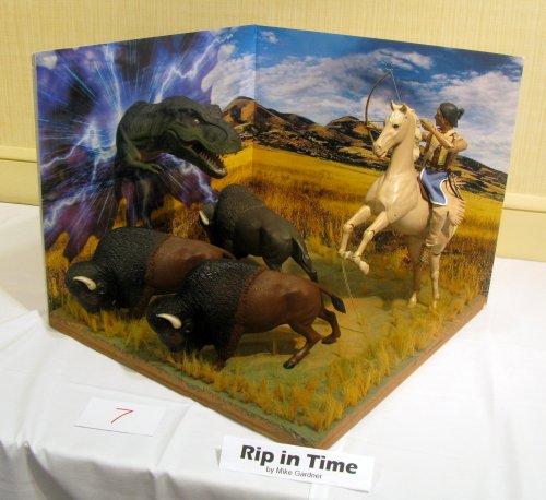 "Mike Gardner's ""Rip In Time"""