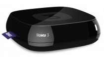 The latest model, The Roku 3