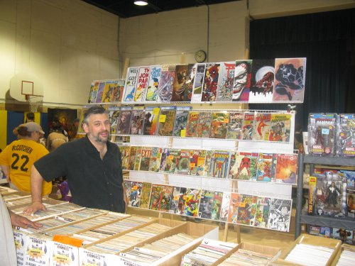 Third Floor Comics from Nitro helped your Popculteer part with some money for some cool offbeat comics