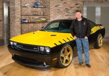 Foose with the Dodge Challenger SRT8