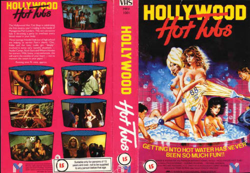 """A film considered to be the """"Citizen Kane"""" of Hot Tub movies."""