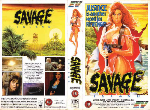 Linda Blpair in a tropical women's prison? How did this not win an OSCAR?