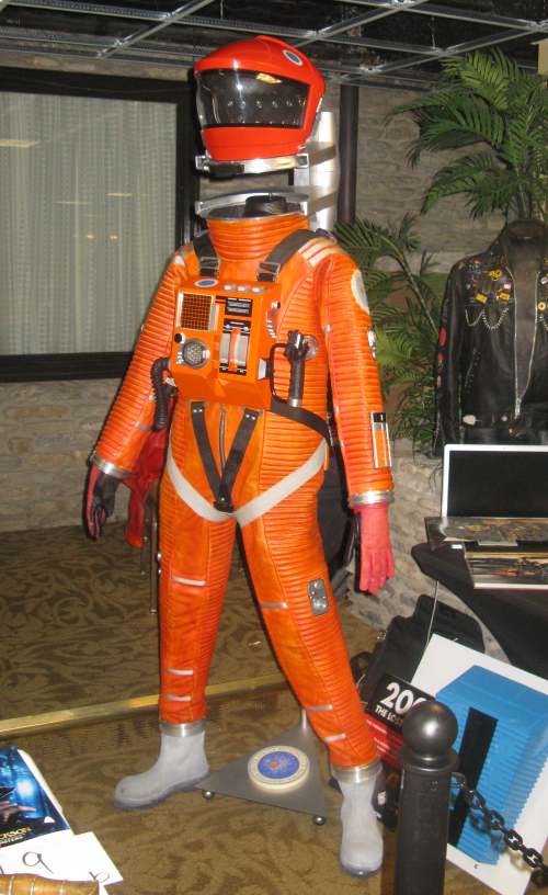 What to wear when you're opening the Pod Bay Doors