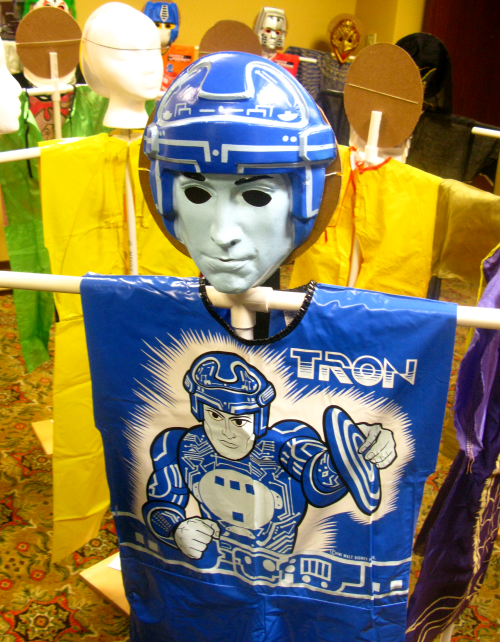 The extemely rare TRON costume