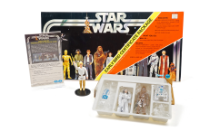 Rare Star Wars Toys will be on display at the TRU flagship store in New York City