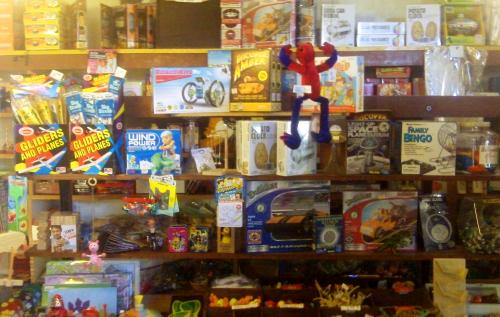 Gaaaah! More Toys!