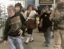 zom walk