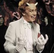Danny Elfman as Satan!