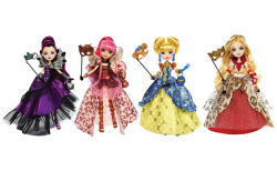 Ever After High, not such a happy ending for Mattel