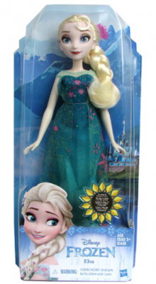 Hasbro just landed the Frozen license. Why would they just let it go?