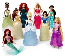 Disney Princesses, a billion-dollar brand moving from Mattel to Hasbro this year