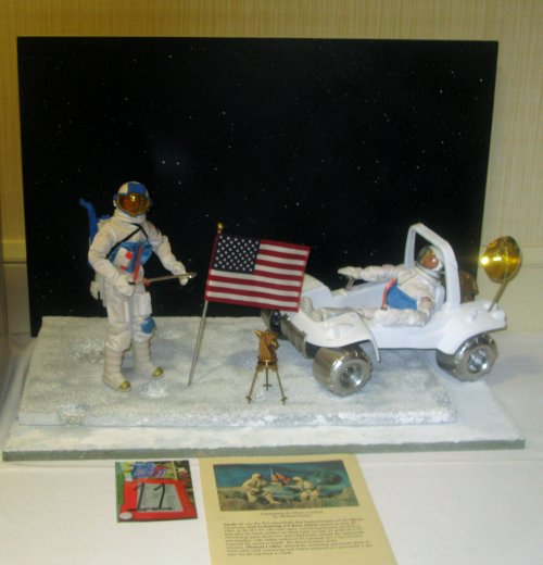 Mike Dickey - Moon Landing