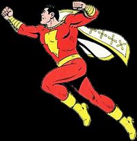 Captain-Marvel-DC-Comics-Billy-Batson-a
