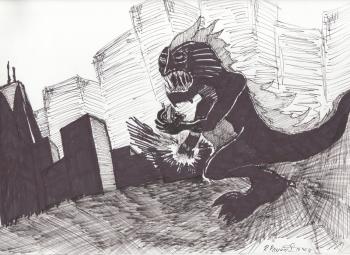 Kaiju 009