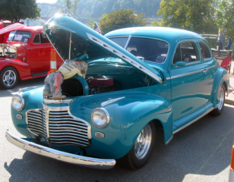 Sunday Evening Videos Rod Run Doo Wop Car Show - Cabela's car show