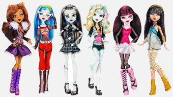 Toy Fair 2019 Monster High Descendents Dc Superhero Girls Lammily Wwe And Other Fashion Dolls
