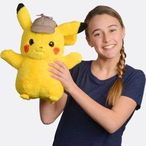 Pokemon Detective Pikachu Toys Invade Retail