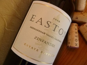 Easton Amador County Zin