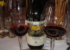 Barolo has great aging potential