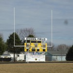 field from home sideline