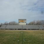 field stands
