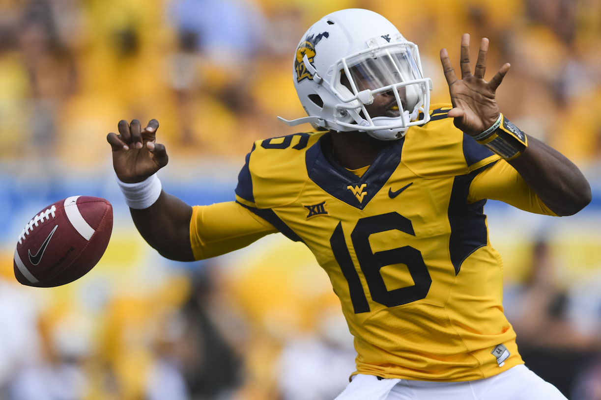 WVU football roster moves